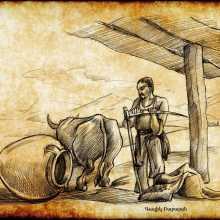 Nakhavari erg  /  Plougher's song
