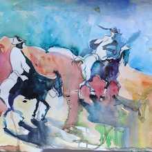 Korats eshe  /  The lost donkey