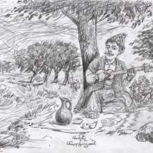 Цирани цар  /  Абрикосовое дерево