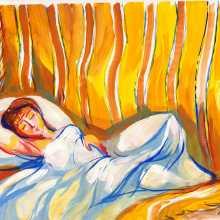 I nenjmaned  /  From your royal sleep
